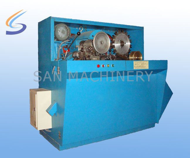 China Automatic Safety Match Inner Box Making Machine Equipment