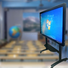 2014 Most Popular import LED/LCD screen TV PC and Multi-touch White Board