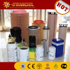 all range heavy construction machinery spare parts oil filter/air filter for Sale