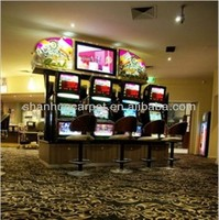 High quality casino carpet 100% new zealand wool