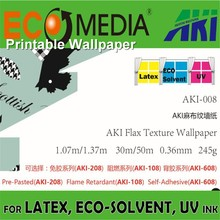 Manufactuer pvc wall soundproof wallpaper