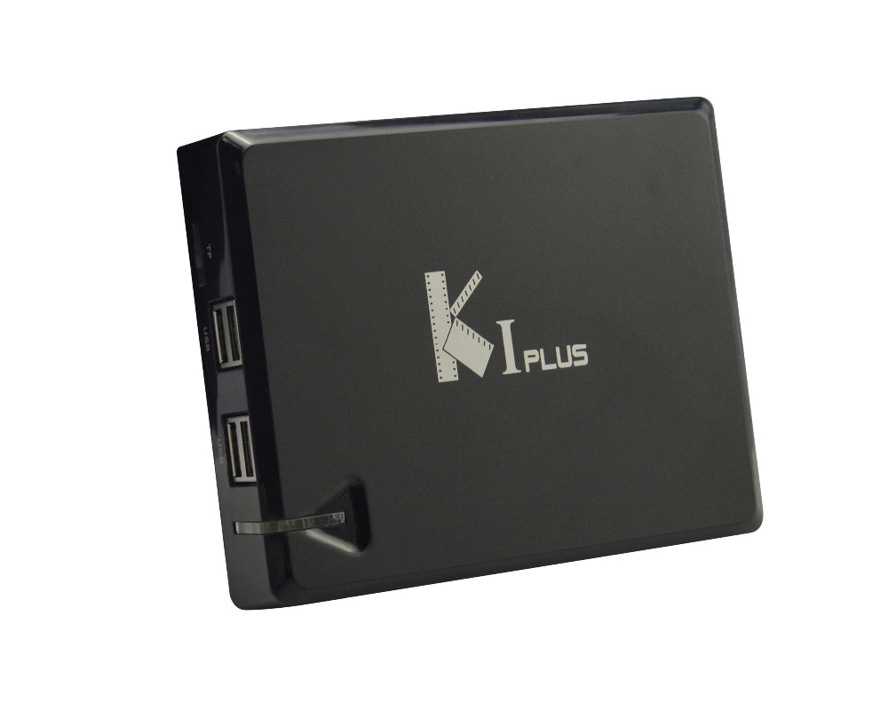 KI Plus Amlogic S905 Android 5.1 Lollipop TV Box Quad Core K1 1GB/8GB H.265 HEVC 4K UHD WIFI DLNA Smart TV Box