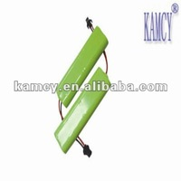 rechargeable battery pack 4.8v nimh 500mah