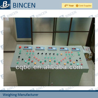 Central Control System for cement and fly ash etc