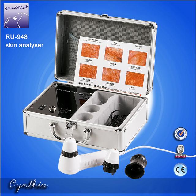 Salon equipment face visia skin analysis machine Cynthia RU 948
