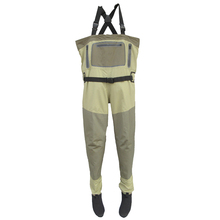 Hotsales Customized Neoprene Breathable Fishing Chest Waders