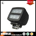 Stainless steel bracket CE RoHS IP68 commercial electric auto work light 60w with PC cover