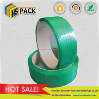 machine packing application and PET material plastic strips for used clothes unitizing