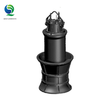 high pressure Electric centrifugal sewage submersible dirty water pump