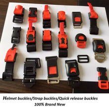 Plastic and Metal Quick Release Bag Buckle