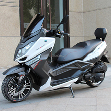 EEC T9 150cc 250cc EFI automatic big cruiser gas scooter motorcycle