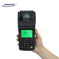 Handheld Bus Receipt Printer with Bus Prepaid Ticketing System