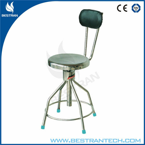 China supplier BT-DS 005 hospital furniture stainless steel doctor stool medical chairs Exam Stools Doctor Chairs Doctor Stools