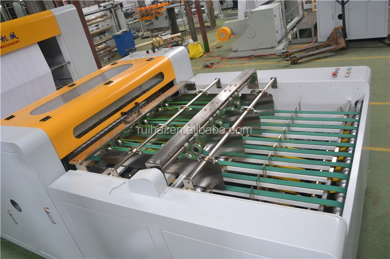 high speed high quality A4 size paper cutting machine, A4 paper cuttung & packaging machine