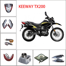 Top Quality KEEWAY TX200 Motorcycle Spare Parts