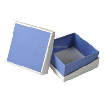 Antique Style Top Quality Elegant Paper Ring Boxes For Wedding