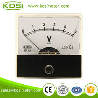 Waterproof BP-45 DC5V electronic voltmeter