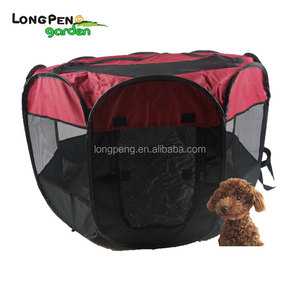 Pet Dog Cat Playpen Cage