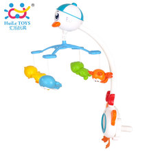 Huile toys wholesale toys china baby crib mobile with ASTM