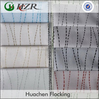 100% Polyester Woven Technic Jacquard Style Blackout Curtain Fabric
