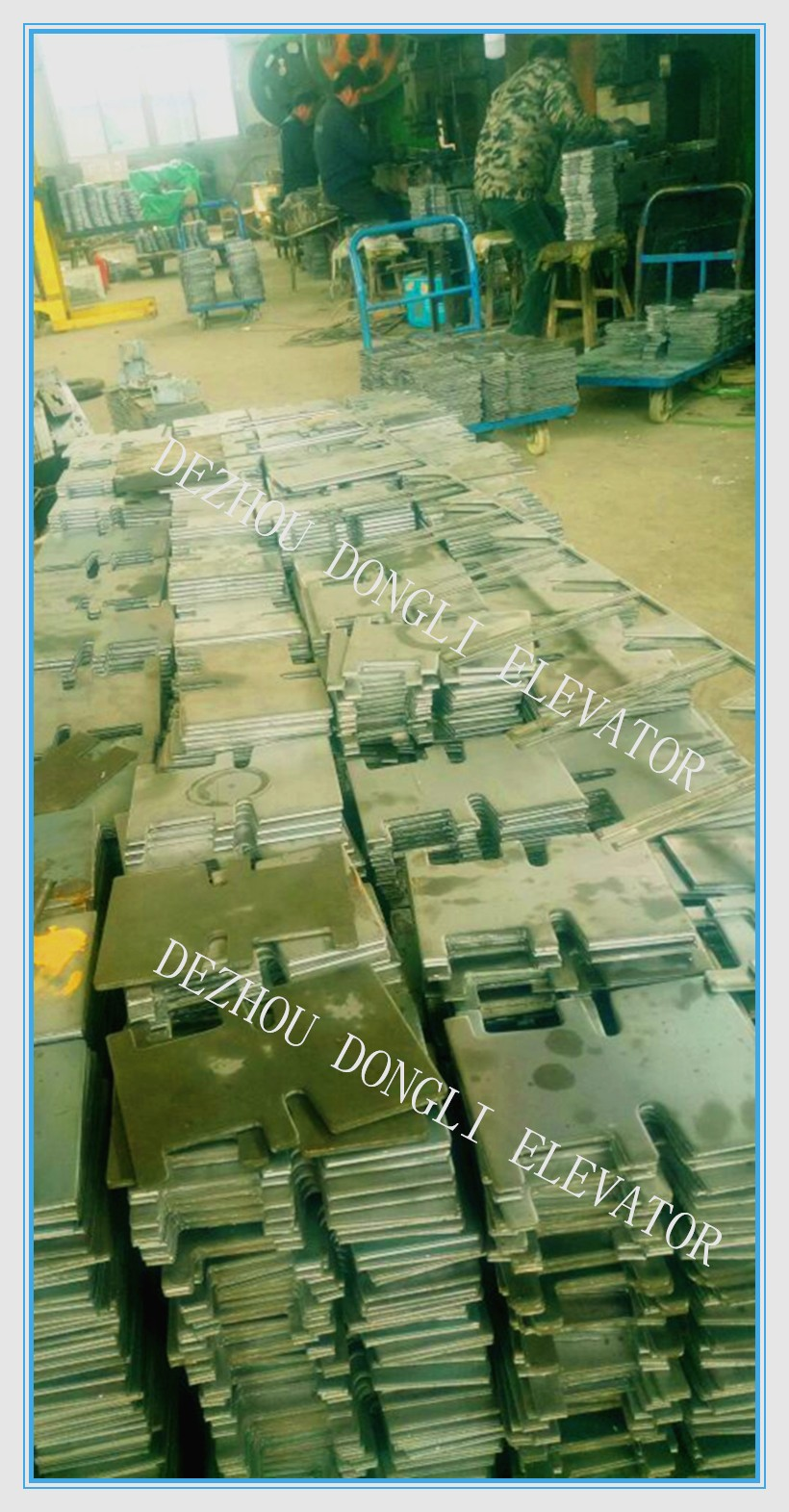 Wholesale lift parts,T89/B guide shoe ,Mitsubishi elevator