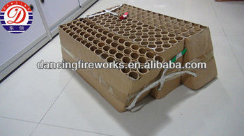 180 Shots V-shape Professional Display Cake Fireworks