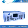 50 watt indoor type digital tv transmitter
