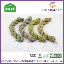 Wholesale good price of linen yarn eco-friendly hand knitting yarn for yarn importers
