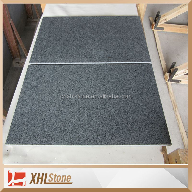 China Cheap G654 Black Granite, Black Granite Tile