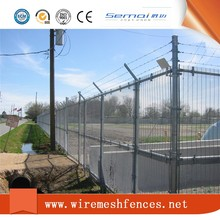 358 welded wire mesh prices , security electric fence