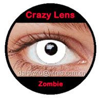 cosplay halloween contacts korean cheap price high quality eyes cometics crazy zombie contact lens