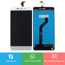 5.0 inch LCD Dispaly Touch Screen Digitizer Assembly for ZTE Blade X3 D2 T620 A452