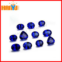 Tanzanite Blue CZ Synthetic Blue Cubic Zirconia Beautiful Zirconia for Sale