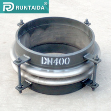 Corrugated Hose Expansion Bellows Flexible Expansion Joint With Tie Rods