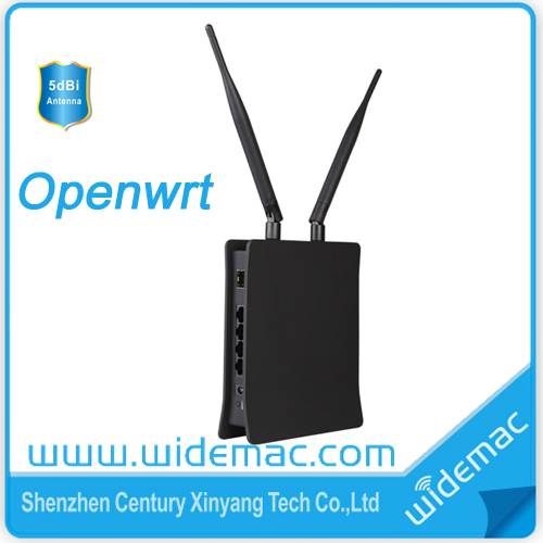 300Mbps Ethernet open wrt Fiber Optic Wireless Router (WD-8130A)
