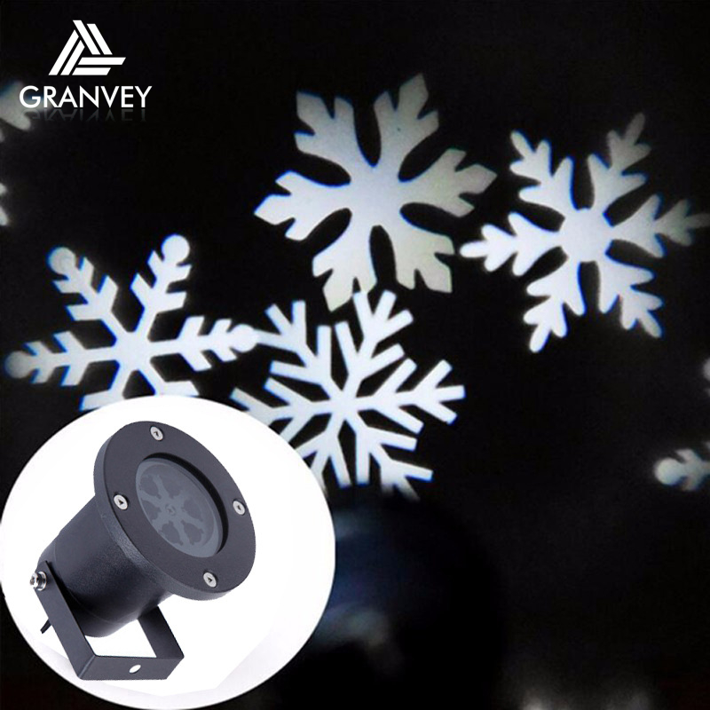 Hot Festival Products snowflake wirelessvMerry Christmas White Color LED Light