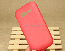 Ultra-Slim Skin Soft TPU Back Cover Case For Alcatel One Touch Pop C5