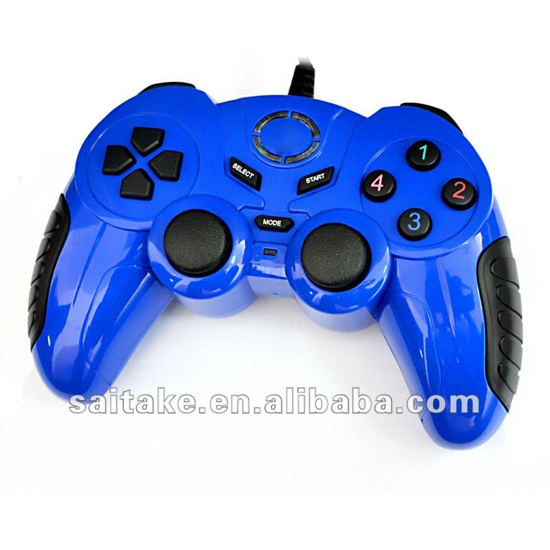 DOUBLE SHOCK PC GAME CONTROLLER