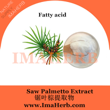 Top Grade GMO Free 25%---45% fatty acid saw palmetto extract
