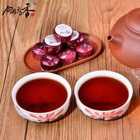 yellow chrysanthemum pu'er tea benefits for healthy