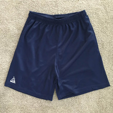 100% Polyester Sports Short Pants Custom <strong>Logo</strong>