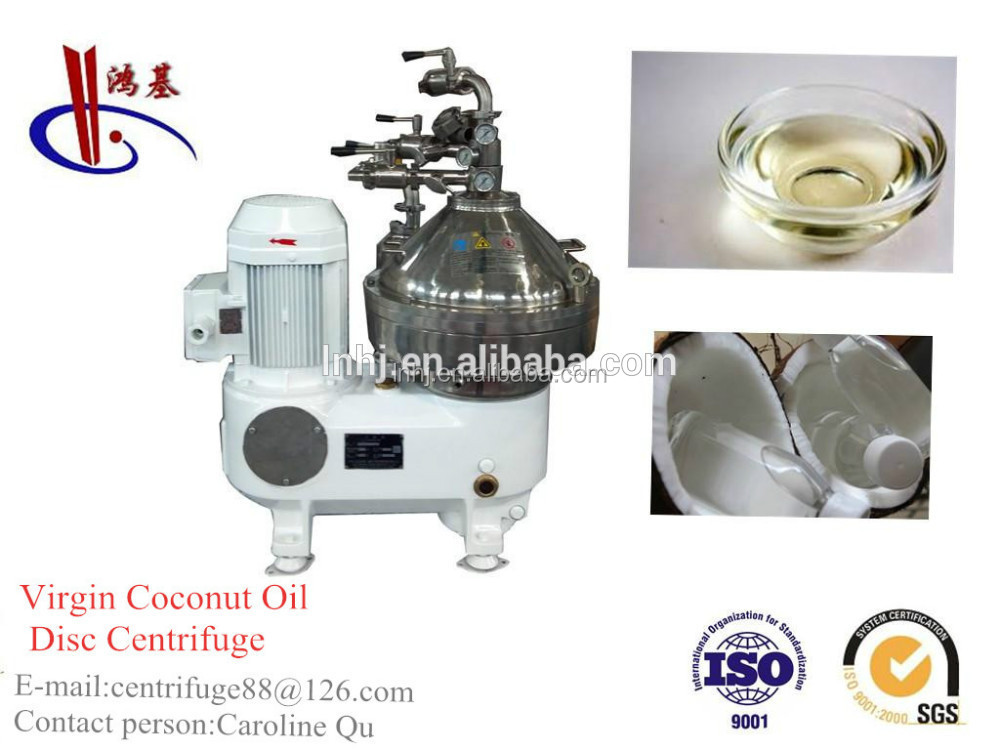3 Phase Coconut Oil Extracting Virgin Coconut Oil Machine