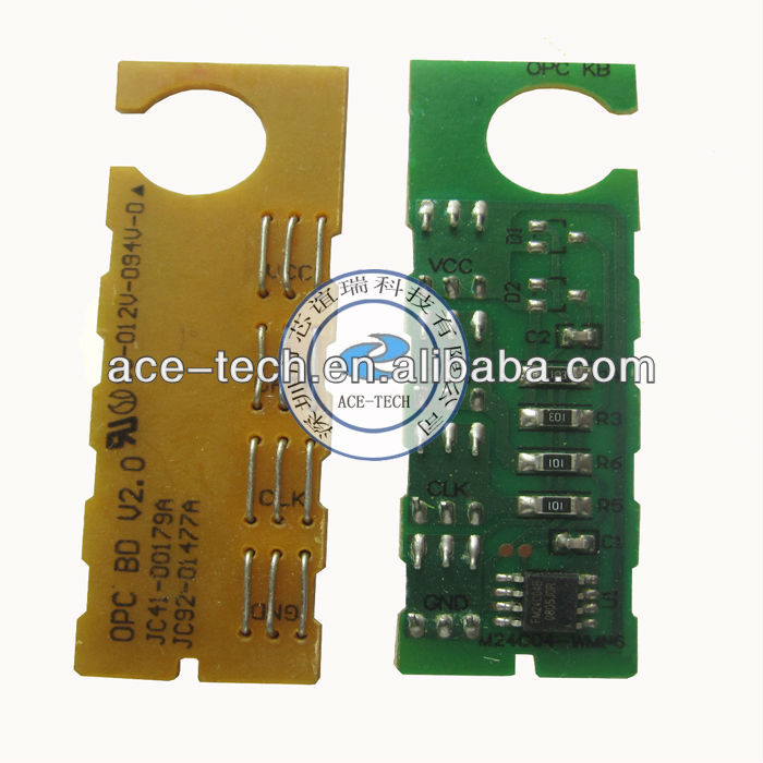 Compatible for xerox phaser 3500 laser printer toner cartridge reset chip