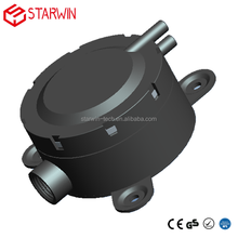 Cheap air flow differential pressure transmitter for clean technology