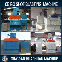 High Quality Q32 Industrial Small Rubber Track Shot Blasting Machine,Shot Blasting Equipment,Wheel Blasting Equipment