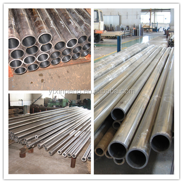 High Precise A53b Cold Drawn Smls Carbon Tube