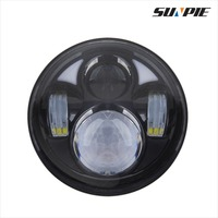 5 3/4 High/Low beam motorcycel 40W headlamp 5.75 LED Headlight