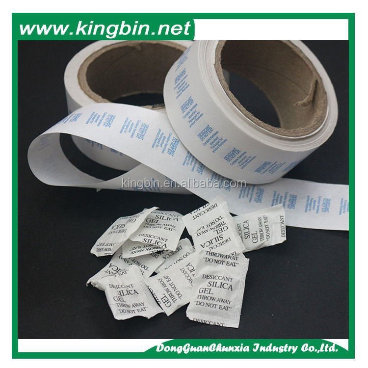 Alibaba wholesale Excellent quality Absorbent cotton paper wrapper desiccant package paper high pureness desiccant paper