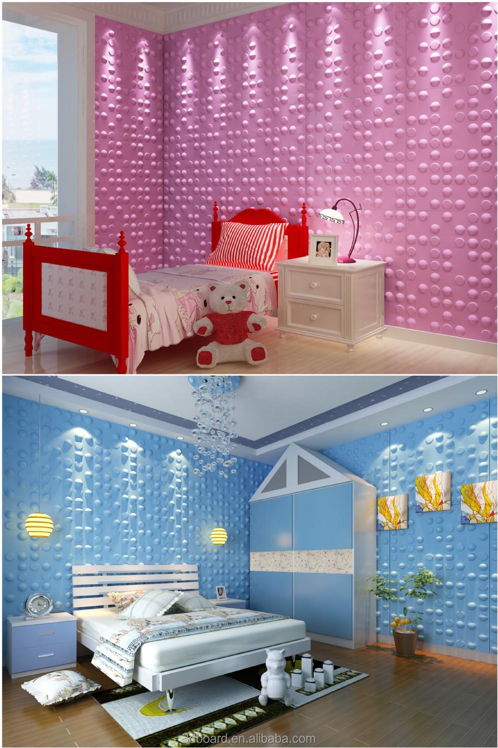 Modern Wall Art Decor Interior 3d Effect Wall Panels For ...