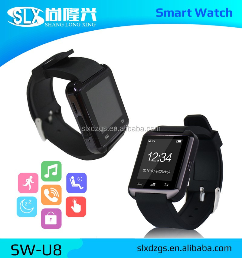 Ce Rohs Smart Watch 2015 With Android Dual Sim